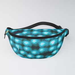 Even On An Atomic Level There Is No Perfection Fanny Pack