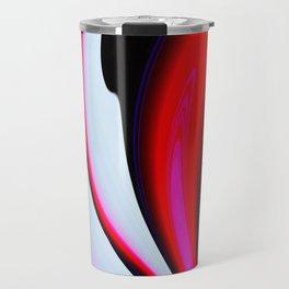 Abstract Fractal Colorways 02BPk Travel Mug