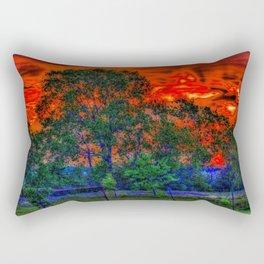 Another Ozone Alert Day Rectangular Pillow