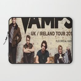 The Vamps tour 2017 Laptop Sleeve