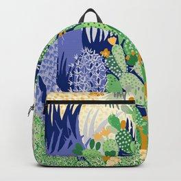 Cactus Lover's Garden Backpack
