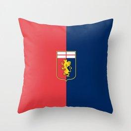 football team Throw Pillow