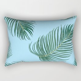 MIAMI PalmTree Leaves Rectangular Pillow