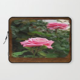 Pink Roses in Anzures 5  Blank P3F0 Laptop Sleeve