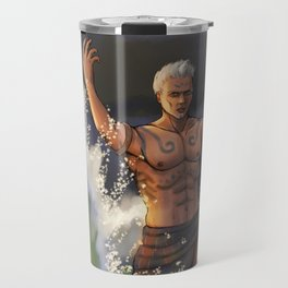 God of the Sea Travel Mug