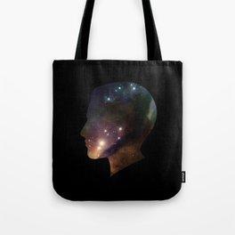 SPACEFACE2 Tote Bag