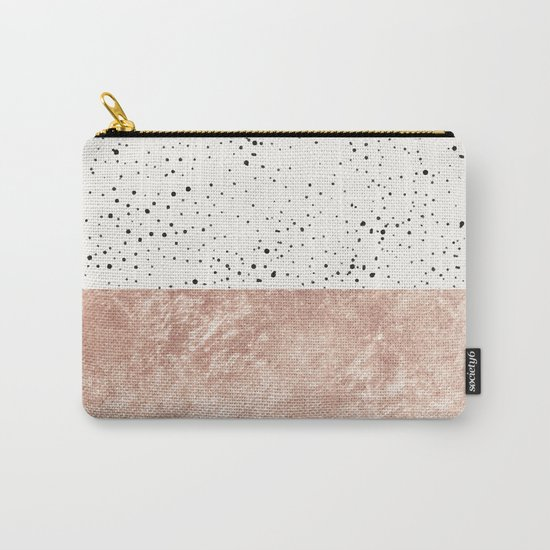 Mischievous Polka #society6 Carry-All Pouch