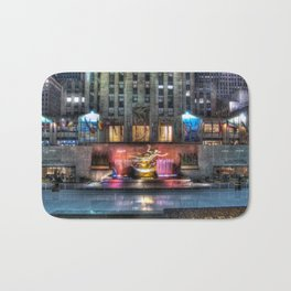Lights & Colours Bath Mat