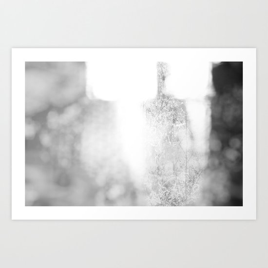 French 4 Art Print