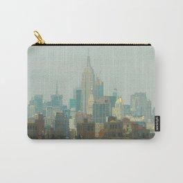 New York City Skyline Photograph Carry-All Pouch