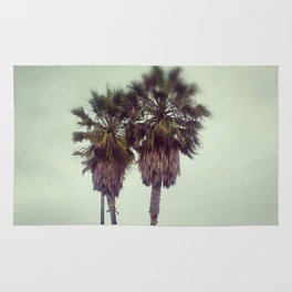 June Gloom on Venice Beach Rug