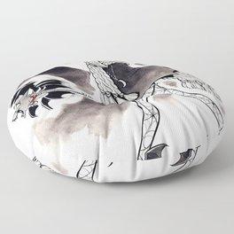 Casual Vampire Floor Pillow
