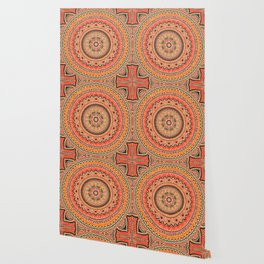 Hippie Mandala 12 Wallpaper