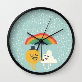 A True Dandy Gentleman Wall Clock