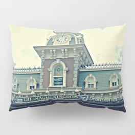 Train Station Pillow Sham