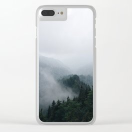 Tennessee Clear iPhone Case