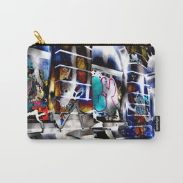 Bowery Graffiti Carry-All Pouch