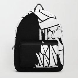 Halloween Freak Spines Bandage Backpack