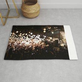 Balloons / LCD Soundsystem Rug