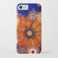 millenium falcon iPhone & iPod Cases featuring Millenium by Louvretta