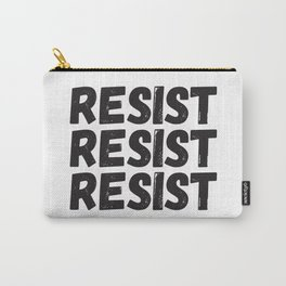Resist Resist Resist Carry-All Pouch