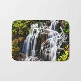 Waterfall # 2 Bath Mat