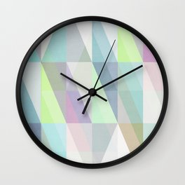Nordic Combination 8X Wall Clock