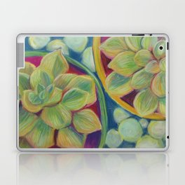Summer Succulents Laptop & iPad Skin
