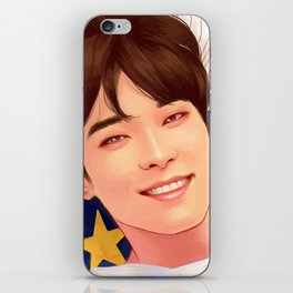 WONWOO: OUR DAWN IS HOTTER THAN DAY iPhone Skin