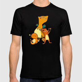 Pokémon - Number 4, 5 & 6 T-shirt