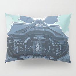 Night in Japan Pillow Sham