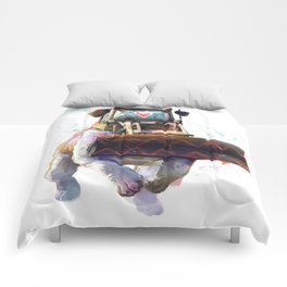 Dozer Bulldozer Comforters