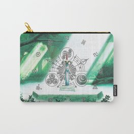 Zelda Shine Sword Carry-All Pouch