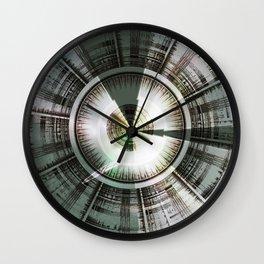 Circling Desires Wall Clock