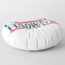 Caldwell Honnold 2020 Floor Pillow