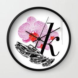 Zeitgeist K Wall Clock