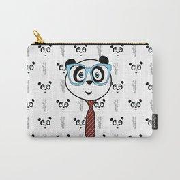 Panda Nerd Carry-All Pouch