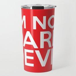 I'm Not Daredevil Travel Mug