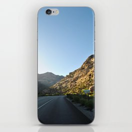 Willow Springs iPhone Skin