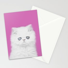 Lord Aries Cat - Photography 002 Stationery Cards