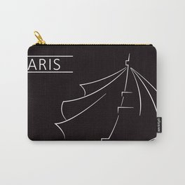 EIFFEL POWER Carry-All Pouch