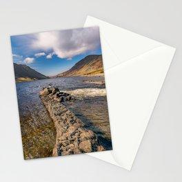 Llyn Cowlyd Snowdonia Stationery Cards