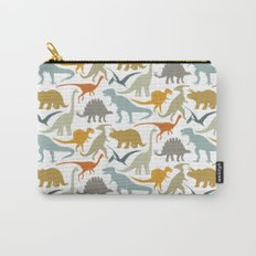 Dinosaur Friends Carry-All Pouch