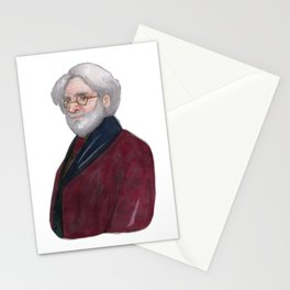 Professor Stationery Cards