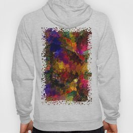 Stereo Trippin' Psychedelic Fractal Hoody