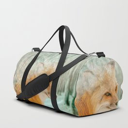 Spirit Fox Duffle Bag