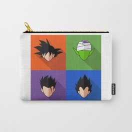 Dragon Ball flat Carry-All Pouch