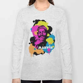 Soul Activism :: Marvin Long Sleeve T-shirt