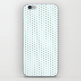 Baby diamonds iPhone Skin