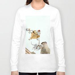Superwoman Long Sleeve T-shirt